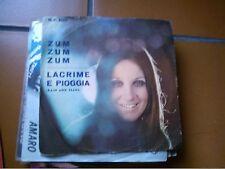 """7"""" I TROLLS ITALIAN BEAT LACRIME E PIOGGIA ZUM ZUM ZUM COMBO COVER EX VINYL EX++"""