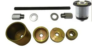 Front Subframe Removal Repalement Bush Tool Set - Renault Opel Vauxhall Nissan