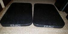 2X Granite Plinths For PMC twenty 21,22,24,25,26 fact, gb1, fb1,tb2 speakers.