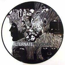 THE BEATLES VINYL LP - ALTERNATE REVOLVER - PICTURE DISC