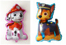LARGE SIZE -Paw Patrol- Foil BALLOON Birthday Party Decoration /Any Occasion