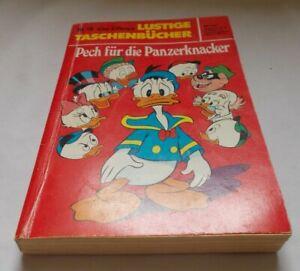 Walt Disneys Lustige Taschenbücher Nr 19 1979 Pech für die Panzerknacker
