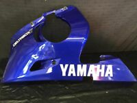 Yamaha YZF600 YZF 600 R6 5EB Side Panel Left Lower Fairing Cover