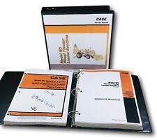 Case W3 420b Wheel Tractor Loader Backhoe Service Repair Manual Parts Catalog