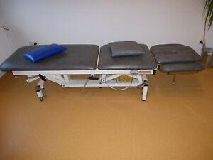 Behandlungsliege, Chiropraktikliege, Therapieliege