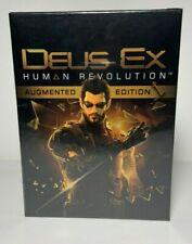 Deus Ex: Human Revolution -- Augmented Edition (Sony PlayStation 3, 2011) PS3