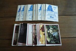 Topps Star Wars Return Of The Jedi Stickers from 1983 - VGC! - Pick Numbers!