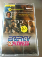 MC NEW     Energy 4 Fitness - FUNK vol. 1  ( NO LP CD 14