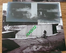 RARE NEGATIF PLAQUE  + PHOTO BUNKER N2 WWI 14 18