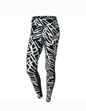 NWT Nike Dri-FIT Palm Epic Lux Womens Printed Running Tights 719806-010 $120 XS