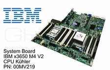 IBM SystemBoard 00MV219 IBM x3650 M4 V2 System Board + CPU Kühler