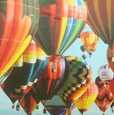jigsaw puzzle 750 pc Out 'N About International Balloon Fiesta Hot Air Balloons
