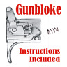 LITHGOW ARMS LA-101 Crossover 1.5-2lb Trigger Spring upgrade kit - Gunbloke