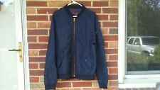 Scotch Soda Jacket Mens  Navy Blue Coat Size L