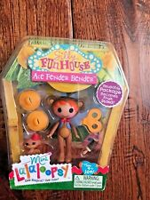 Brand New Mini Lalaloopsy Silly Funhouse Ace Fender Bender