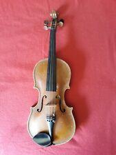 Violin antigua Jacobus Steiner ex Absam