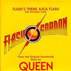CD Single QUEEN Soundtrack Flash Gordon Flash's theme USA 2-track CARD sleeve