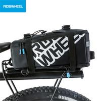 5L Bicycle Carrier Bag Rack Trunk ROSWHEEL Bike Luggage Rear Seat Pannier