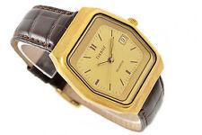 Vintage Tissot Classic Quartz Gold Plated Mens Watch 1175