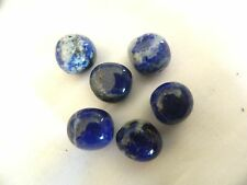 Lapis Lazuli, Tumbled Rounded Nugget Bead x 1,15 x 14mm approx