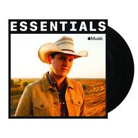 Jon Pardi – Apple Music Exclusive Essentials Rare Black Colored Vinyl LP