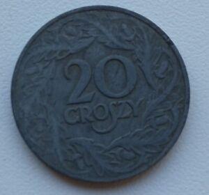20 groszy zinc
