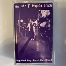 Mr T Experience Big Black Bugs Bleed Blue Blood (Cassette)