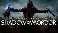 Buy Middle earth Shadow of Mordor GOTY Steam CD Key