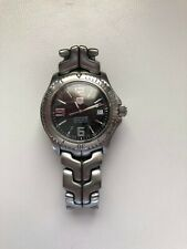 tag heuer WT5110 CHRONOMETER 200mt stainless steel head and bracelet