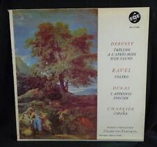 Vienna Symphony Wiener Symphoniker Ravel LP Record Album 100% Play tested