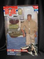 GI JOE John F. Kennedy 12'' PT 109 Boat Commander Rescue Hasbro Action Figure