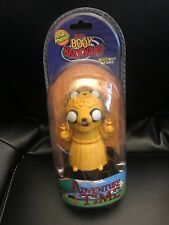 Adventure Time Jake Body Knockers Bobble Figure NEW NECA Solar Powered