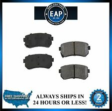 For Accent Elantra Tucson Forte Forte Koup Rio Sportage Rear Disc Brake Pad New