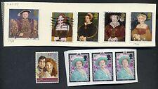 1946, 1947, 1948, 1997 Uk Royalty Stamps Lot of 29, Scott's 264-268 Set