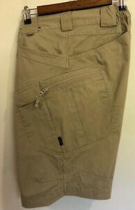 "NWOT Helikon-Tex Urban Tactical Shorts Tan/Khaki Ripstop Size 34 - 11"" Inseam"