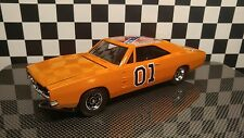 DUKES OF HAZZARD 69 CHARGER GENERAL LEE ERTL 1/24 DIECAST BUILT FROM SCRATCH
