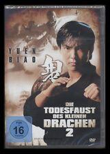 DVD DIE TODESFAUST DES KLEINEN DRACHEN 2 - YUEN BIAO *** NEU ***