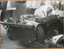 53 . 24 HEURES DU MANS . 1952 . ALLARD J2X . 1 X PHOTO . FORMAT : 12 X 9 CM .