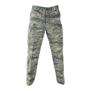 ABU Pants Trousers - Many Sizes - Twill or Rip-stop military Camo USGI - Used