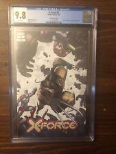 X-Force #2  Skan Variant CGC 9.8 WP