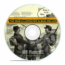 The War Illustrated Album Deluxe, WWI Maps, Pictures, Illustrations PDF CD E63