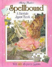 Spellbound: a Fairytale Jigsaw Book, Shirley Barber, Very Good Book