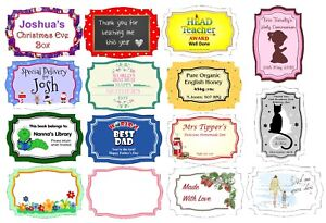 Large plaque / shield / ornate shaped stickers - various themes or custom made