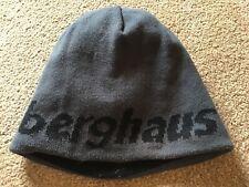 Betghaus Grey And Black Hat