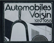 livre automobile: Pascal Courteault: automobiles Voisin 1919-1958. white mouse