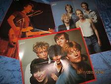 Poster : Nena / Spliff / Spider Murphy Gang , Rock / Pop 80er Jahre  / # Kult XY
