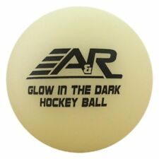 A&R Glow In The Dark Low Bounce Inline Roller Hockey Ball