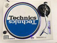 TECHNICS SL 1200 MK2 WHITE Profesional Turntable Refurbish Like New 1210 MK5 M5G