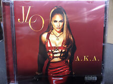 Jennifer Lopez  -J-Lo-  AKA  (CD)  New and Sealed