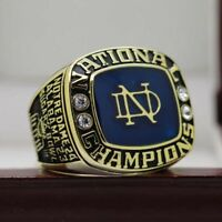 1973 Notre Dame Fighting Irish NCAA National Football Championship Ring 8-14Size